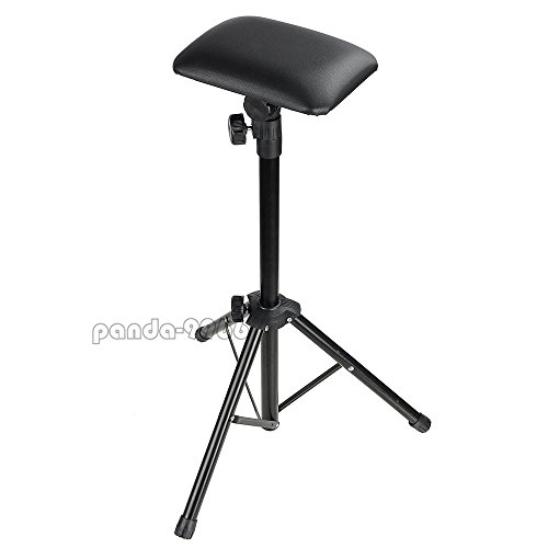 Adjustable Height Tattoo Tripod Stand Arm Bar Rest Studio Chair Leg Rest Sponge (Costco Outdoor Furniture Chaise Lounge)
