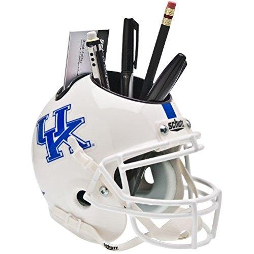 Desk Ncaa Wildcats (Schutt NCAA Kentucky Wildcats Helmet Desk Caddy)
