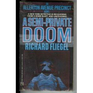 book cover of A Semi-private Doom