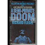 A Semi Private Doom, Richard Hiegel, 0671688510
