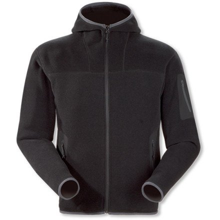 Arcteryx Covert Hoody Jacket (Arc'teryx Covert Hoody - Men's Boulder Small)
