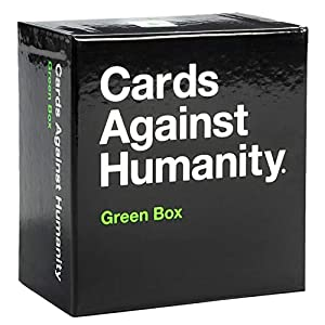 Best Epic Trends 41vxOEWy9vL._SS300_ Cards Against Humanity: Green Box