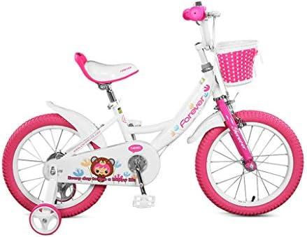 Ppy778 Bicicletas para niños Bicicletas de Color Rosa Bicicletas ...