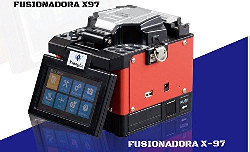 FUSIONADORA FIBRA OPTICA, FUSION SPLICER: Amazon.es ...