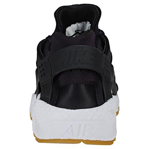 Wmns 018 White Nike Huarache Air Gimnasia para de Gris Grey Oil Grey Oil Run PRM Zapatillas Mujer Black BggdT