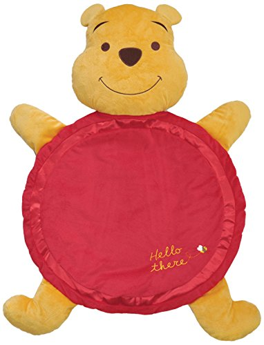 Disney Plush, Winnie The Pooh Playmat