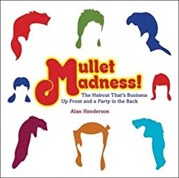 mullet madness alan henderson 9781602391130 books amazon ca rh amazon ca Mullet Outline Mullet Drawing