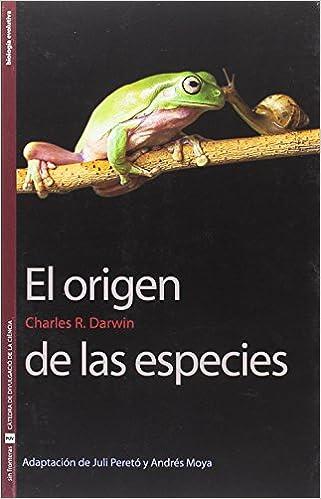 El origen de las especies (Spanish) Paperback – 2018