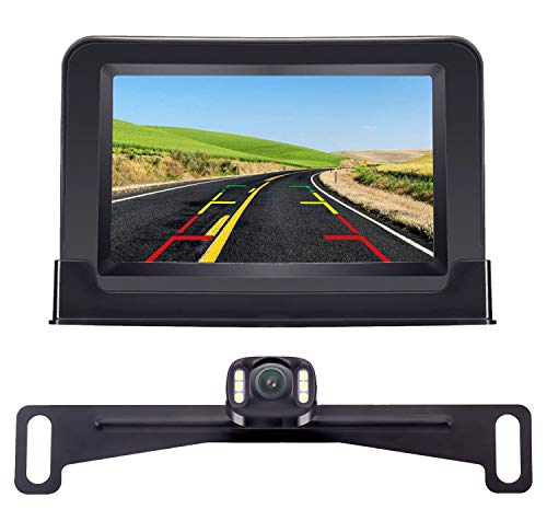 Amtifo Backup Camera For Cars