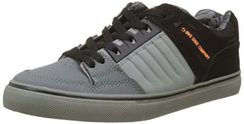 Grey Nubuck Deegan de Skateboard Shoes Gris Homme Celsius Chaussures Black DVS Charcoal CT 1CzqP