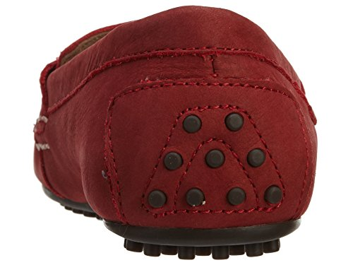 Polo Wes-Tumbled Nubuck- So-Drv Mens Red 3lOTRR
