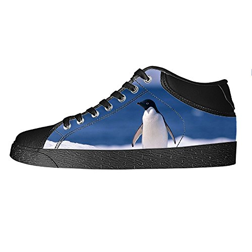 Custom Pinguino Womens Canvas shoes I lacci delle scarpe scarpe scarpe da ginnastica Alto tetto Comprar Nueva Llegada Barato Explorar Estilo De Moda gJ25P5MCw