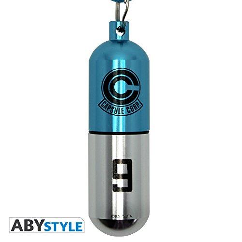 Abystyle 3d Keychain Capsule Dragon Ball qwnavY47gn