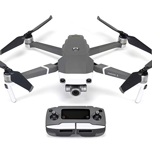 Wrapgrade Poly Skin for DJI Mavic 2 | Accent Color (Racing White)
