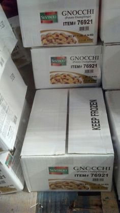 Seviroli: Gnocchi 10 Lb. by Seviroli