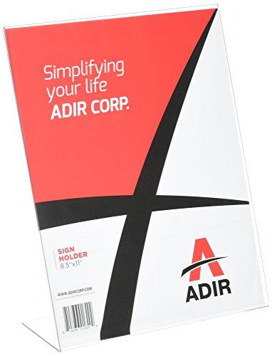 AdirOffice Acrylic Single Design Holder product image