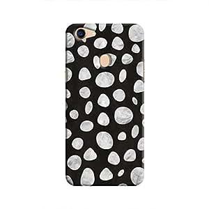 Cover It Up - Diamond Black pebbles F5 Hard case