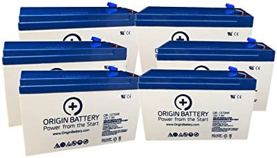 Minuteman CPE3000 Battery Replacement Kit