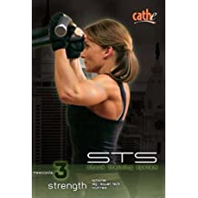 Cathe Friedrich STS - Mesocycle #3 Strength - optional Squat rack routines 4 DVD set - Region 0 Worldwide by Cathe Friedrich