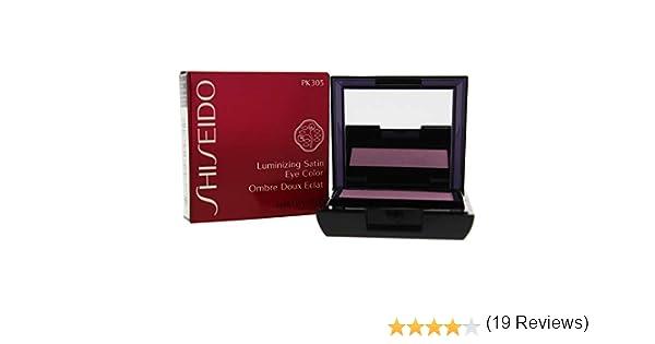Shiseido ojo mujer, número Luminizing Satén Color de los ojos PK 305 Peony, (1 x 2 ml): Amazon.es: Belleza