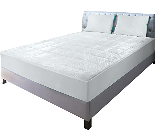 quilted matress cover queen - 7