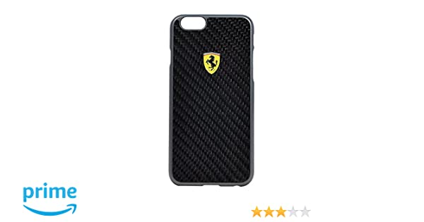 info for 7bad0 19289 FERRARI Cell Case for iPhone 6+/6S+ - Retail Packaging - Black
