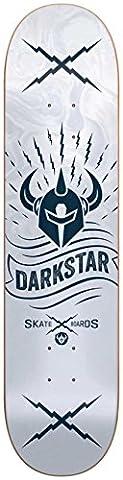 Dark 10012529 Axis Pastel Blue Deck Skateboard, Pastel Blue, Size 8.375 - Darkstar Skate Decks
