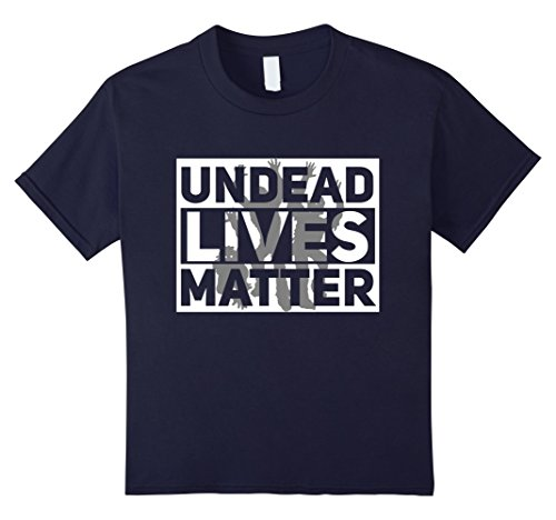 Kids Funny Halloween Costume Ideas 2017 Undead Shirt 12 Navy (2017 Halloween Costumes Ideas For Kids)