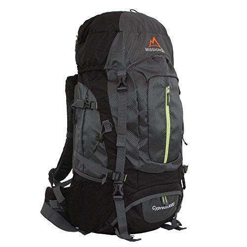 MISSION PEAK GEAR Cypress 3000 50L Internal Frame Backpack - Gear Internal