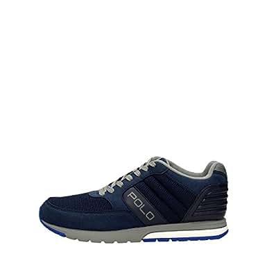 Imagen no disponible. Imagen no disponible del. Color: Polo Ralph Lauren XZA6G XYA6G XW9WP Zapatillas ...
