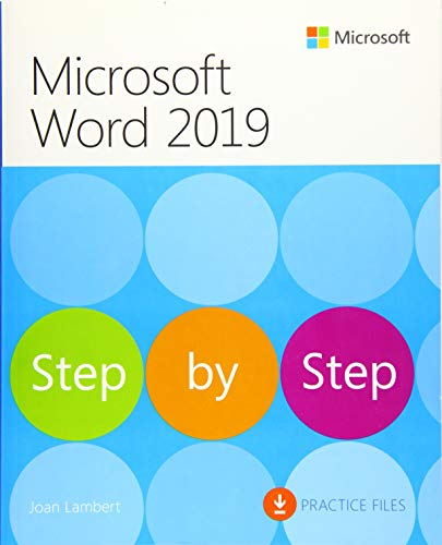 Microsoft Word 2019 Step by Step (Microsoft Word 2018 Download)