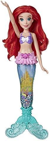 Boneca Princesa Glitter Ariel - Hasbro