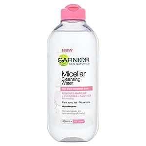 Garnier Skin Naturals micelar Agua Limpiadora 400ml