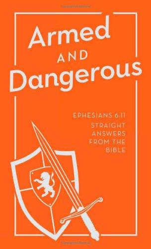 GA XVI - Download ARMED AND DANGEROUS (Inspirational Book
