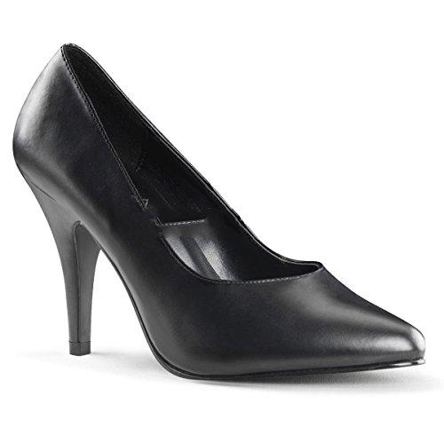 Pleaser Dream-420W - Sexy breit geschnittene Übergrössen High Heels 36-49,5