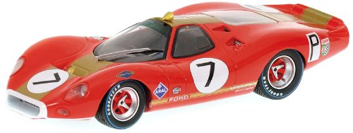 1/43 フォード P68 F3L ALAN MANN レーシング №7 GARDNER/ATTWOOD 1000km ニュルブルクリング 1968 B003TNP00U
