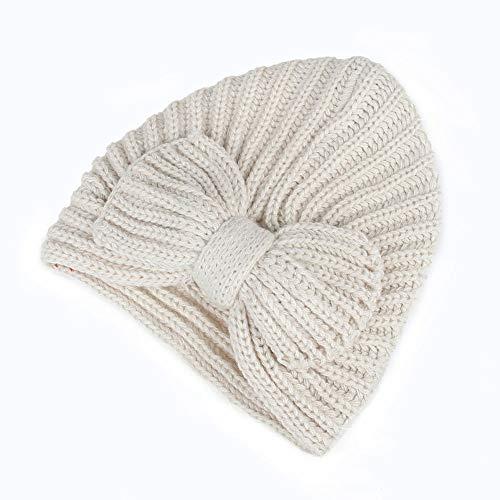 Yvelands Sombrero de Punto Atractivo para Mujer, Sombrero de Mujeres Clima frío Sombrero de Punto