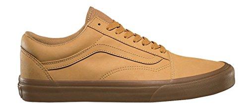 Bestelwagens Unisex Schoenen Old Skool Light Gum Mono Skate Fashion Sneakers Vn0a38g1ots