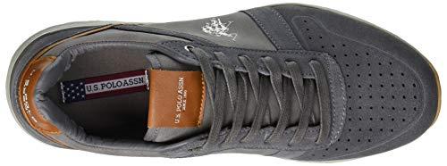Grey Wayron S U Baskets Grigio Homme Grey POLO ASSN PtA0q