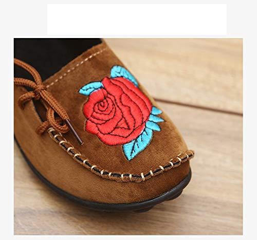 Color Zapatos EU Marrón Fuxitoggo tamaño 42 Gris gxqw5S0ZH