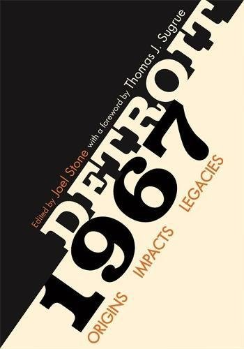 Books : Detroit 1967: Origins, Impacts, Legacies (Painted Turtle)