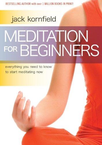 Meditation Beginners Jack Kornfield product image