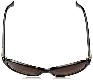 Calvin Klein Women's Ck4290s Rectangular Sunglasses, Tortoise, 56 mm