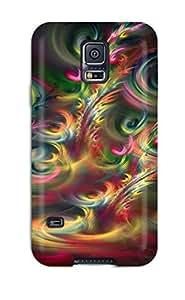 Cute Tpu ZippyDoritEduard Flowers Case Cover For Galaxy S5