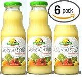 Brazil Gourmet Cashew Fruit Nectar case of 6/10oz Bottles