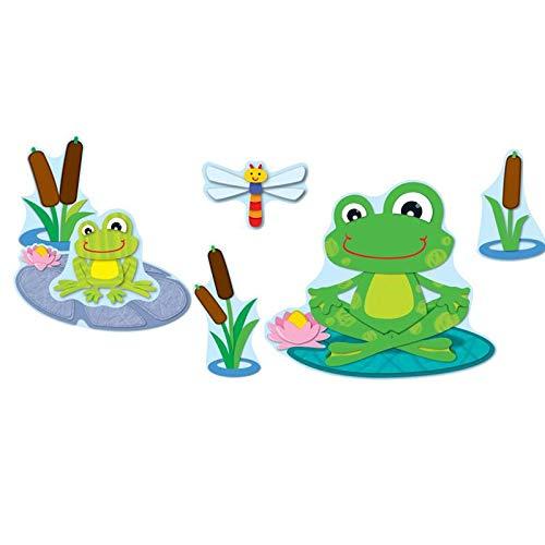 (CARSON DELLOSA Funky Frogs Job Assignment BB Set )