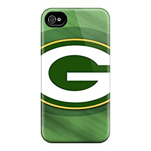 Case Cover For SamSung Galaxy S4 ZrS6745evMI Green Bay Packers Cases Covers. Fits Iphone 5/5S