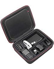 RLSOCO Case Hoes voor DJI Pocket 2/DJI Caméra Osmo pocket-Fits voor Osmo Pocket Uitbreidingskit Controller Wiel en accessoires - Houd DJI Osmo Pocket-accessoires veilig en georganiseerd