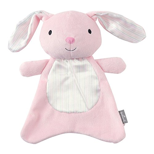 Hallmark Baby Good Night Kisses Scented Lovey, Happy Pink (Snuggly Kisses)