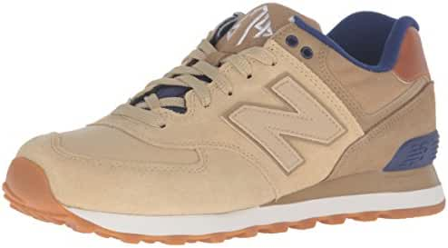 New Balance Men's 574 Collegiate Pack Fashion Sneaker